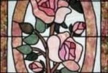stained glass / by bettie dowty