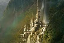 Castles / by Leona Marie Reid