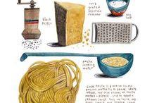 Recipes illustrated / by De Schildertuin