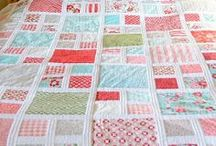 Sewing, Quilting, and fabric / by Mandie Disbrow