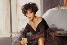 Whitney Houston / by Audrey Wilson