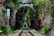 I like trains / by Felix Gonzalez
