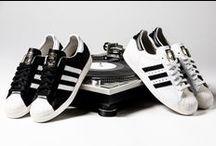 Adidas Superstar / Superstar , Superstar II, & autres Superstar Custom / by Claude Telle