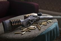 2nd - Lever Action Rifles / by EJ Jacobs