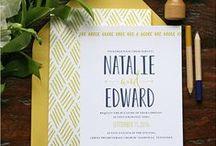 Invitations / by Noémie LACARELLE