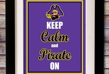 Arrrrrgh Pirates / by Honors College