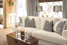 Ideas for my new living room / by Robin Bowen Brackett