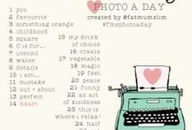 2014 Photo A Day Challenge / by Mimi Thompson