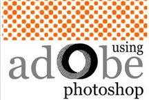 Photoshop Helps / by Sahara S