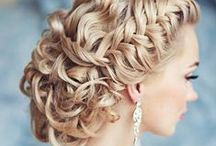 Hair Updos / by Busy Asants