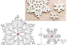 schemi tutorial crochet ganchillo uncinetto / tutto fatto a mano / by Borse filati crochet