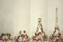 Eiffel tower / by Aya Nasu