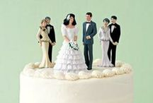 """The Cost of Saying """"I Do"""" / Articles on how much today's weddings cost (and a few ideas on how to have some money left afterwards). / by MyBankTracker.com"""