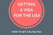 Travel to USA / All the places I want to visit in the USA.  / by Savvy Girl Travel