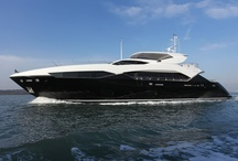 """The Best Yachts 30-40 Meters / Follow the latest news related to """"Ultimate Luxury Experience"""" on Twitter @bestofyachting / by THE BEST OF YACHTING"""