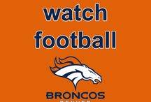 Are you ready for some FOOTBALL! / Everything Denver Broncos and U of M / by Becky Amos