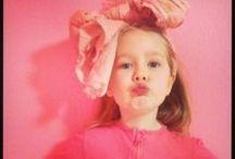 essentials | pink / by kate quinn organics