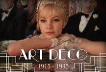 The Art Deco Era: 1915-1935 / by Trumpet & Horn