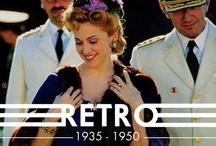 The Retro Era: 1935-1950 / by Trumpet & Horn