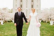 weddings / by Jolene Ivie