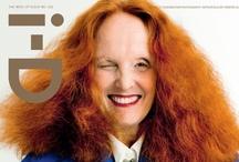 Magazines/Ads / by Blanca Becaria de la Moda