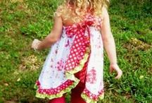 little girls / by Jolene Ivie