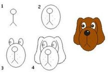 Art  /How to draw ... / by Aktif Anne :))