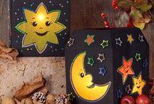 Craft-Art /Laterne / by Aktif Anne :))