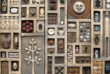 Art - Assemblages / by Margaret Walters