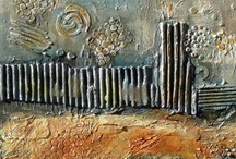 Art - Mixed Media & Collage - 1 / by Margaret Walters