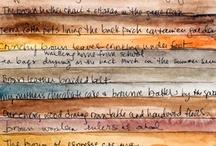 Art - Journals / by Margaret Walters