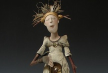 Art - Figures - Mixed Media / by Margaret Walters