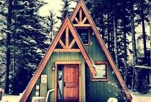 Cabin/Outdoors / by Dan Padavic