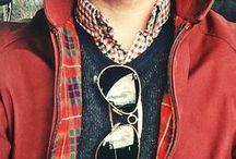 Men's fashion / by Dan Padavic