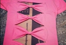 Recycle Clothing / by The Pink Suitcase