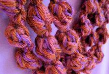 jewlery crochet / by Chiara Gianangeli