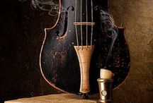 Fiddling Around / For my dad, the absolute best fiddle player ever!!!!! / by Carolyn Burkett