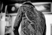 tatuagens / by Bruno Ribeiro