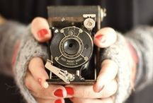 old camera / by Sally Lois Fairplay