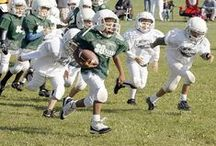 NFL Back to Sports Night / The National Football League (NFL) has partnered with National PTA for the Back to Sports initiative, which helps PTAs across the country educate their communities on wellness—from concussion education to NFL PLAY 60 tips on nutrition and staying active. / by National PTA