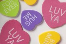 A Lovely Valentine's Day / Fun crafts and decorations to celebrate Valentine's Day  / by National PTA