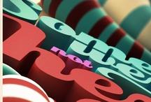 3d writing/logos / by Josh Henare