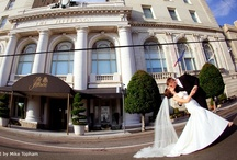 Weddings at The Jefferson / The Jefferson Hotel is pleased to offer customized wedding cake creations for our wedding couples.   / by Jefferson Hotel