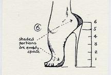 Feet / by Andrea Hedy LeMorgue