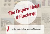 Things to do on the UWS! / by The Empire Hotel