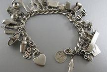 Charm bracelets and charms / by Yvonne Jenks