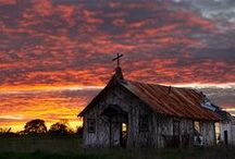 Abandoned Long Ago / by Sherry Miller Reesor
