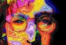 lots of color / by Barb Knappen