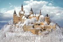 fav castles / by Barb Knappen