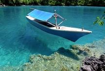 boating / by Barb Knappen